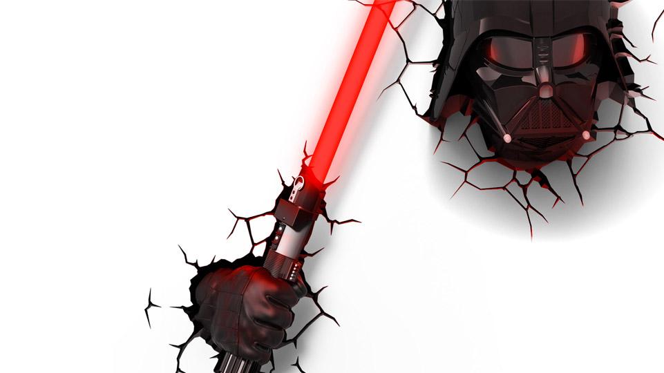Darth Vader Helmet 3dlightfx